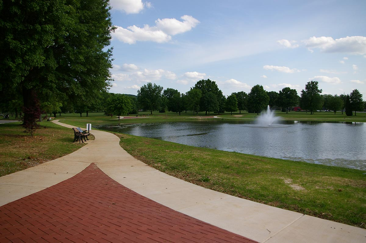 Legacy Lake at Alabama A&M