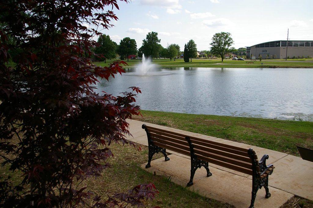 Legacy Lake at Alabama A&M
