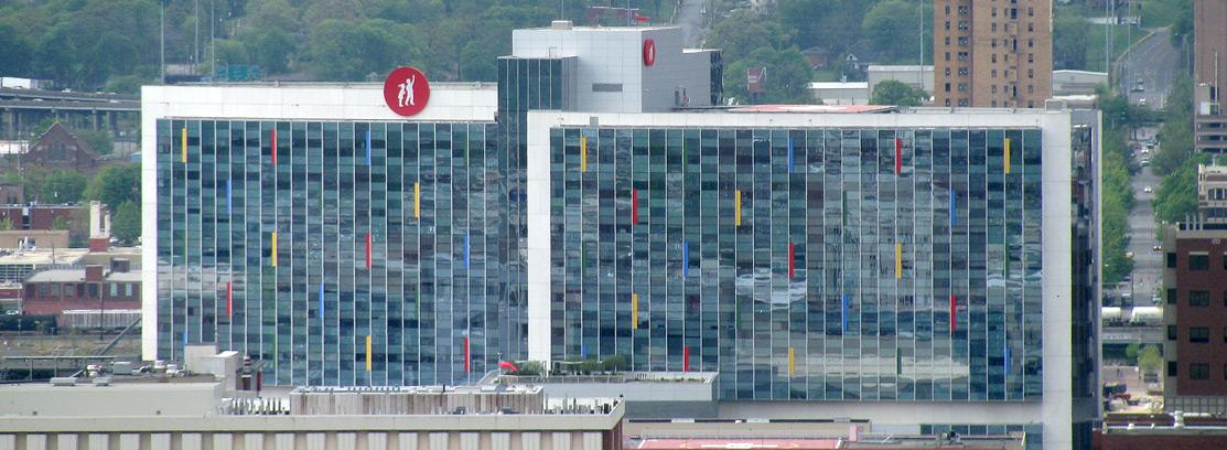 benjamin russell hospital for children